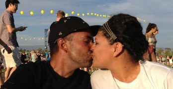 This OC Couple Has a Coachella Love Story For the Ages