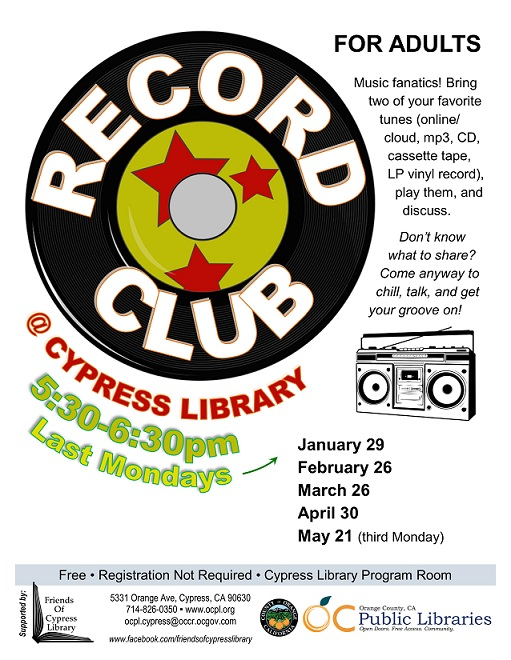 Cypress record Club