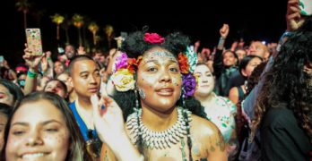 The Tanning of Coachella: Beyoncé, Blackness, and the Collision of Cultures