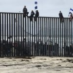 March Without Borders Greeted the Migrant Caravan at Border That Divides Us All