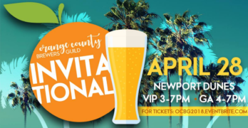 Orange County Brewers Guild Invitational 2018