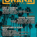 Ohana Fest 2018 Lineup: Eddie Vedder, Yeah Yeah Yeahs, Beck, Young the Giant and More
