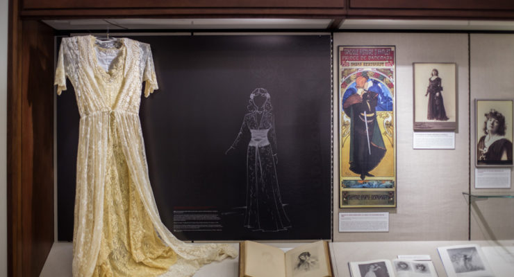 Contemplating 'Costuming the Leading Ladies of Shakespeare: From Stratford to Orange County' at UC Irvine