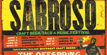 KLOS Sabroso Craft Beer, Taco & Music Festival: What the Ale!