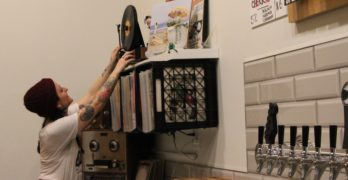 Stereo Brewing Company's Passion For Records is Always on Tap