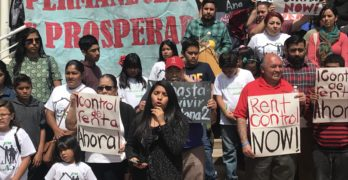 Santa Ana Activists Begin Push to Put Rent Control on November Ballot