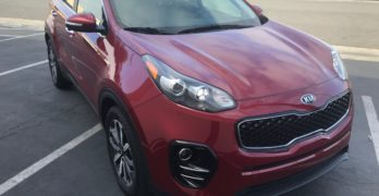 2018 Kia Sportage EX is a Compact SUV for the Value-Minded