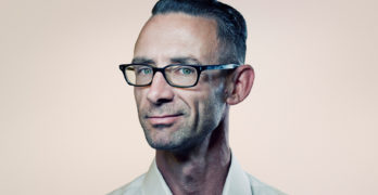 Chuck Palahniuk Brings Adjustment Day to Southern California