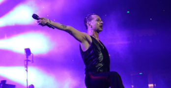 Depeche Mode Keeps <em>Spirit</em> Alive at Honda Center