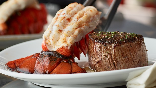 "Celebrate ""Mondays at Fleming's"" with Filet & Lobster"