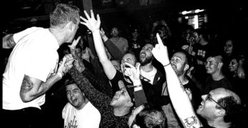 Taken record release show at Chain Reaction