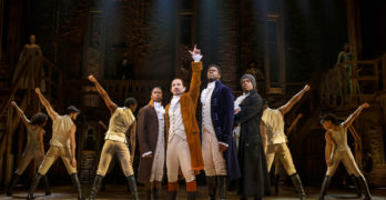 Hurricane-Force Musical <i>Hamilton</i> Touches Land at the Segerstrom Center for the Arts