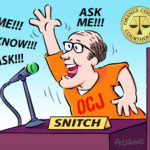 Snitch for Scandal-Plagued OC Prosecutor's Office Is a Shameless Fabulist