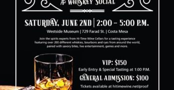 Proof: A Whiskey Social