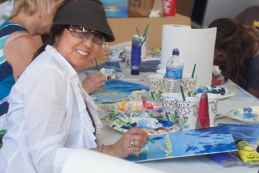 Adult and Teen Art Classes