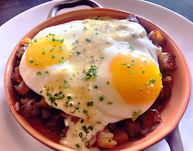 DFG Braised Short Rib Hash