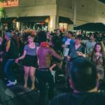 East End Block Party's Fire Grows in Downtown Santa Ana
