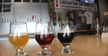 Long Beach's Liberation Brewing Company Is Already a Local Favorite