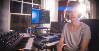 Dutch Video Game Music Composer Joris Hoogsteder Finds Opportunity in OC