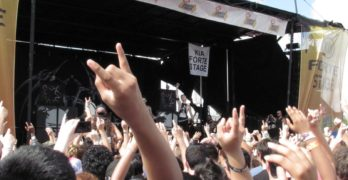 Warped Tour Says Goodbye–And the Festival World Will Never Be the Same