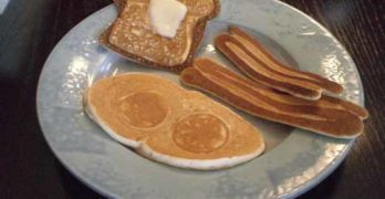 Click Here Now!: The Pancake Project