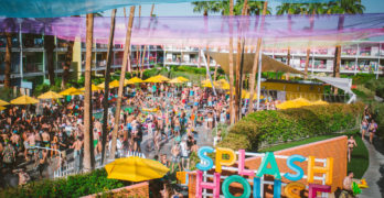Why Palm Springs' Splash House is the Hottest Party This Weekend