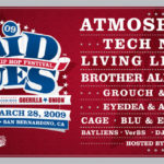 Paid Dues Festival Line Up Announced