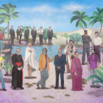 Artwork Depicting Martyred Peace Advocates Spun Into Film