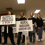 Medical Cannabis Supporters Light Up City Council Meeting