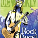 "Somebody Up There is Pulling for Larry Norman Bio-doc ""Fallen Angel"""