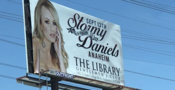 Update: Stormy Daniels CANCELS September Show at Anaheim Strip Club