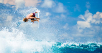 Drop in With Conner Coffin and Jordyn Barratt, U.S. Open of Surfing Winners