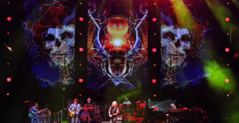 Dead and Company Transport Fans To and From Dodger Stadium