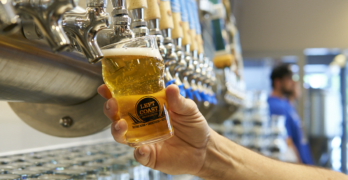 What the Ale: Left Coast Brewing, Barbecue and a Distillery?
