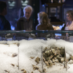 Eat and Drink This Now: Water Grill's Raw Bar and a Pimm's Cup Riff