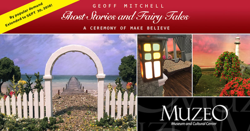 Ghost Stories and Fairy Tales: A Ceremony of Make Believe Exhibition