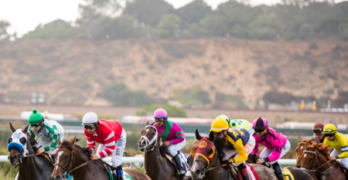 YOUR LAST CHANCE! ENTER TO WIN (2) Turf Club Box Tickets to Del Mar Race Track!