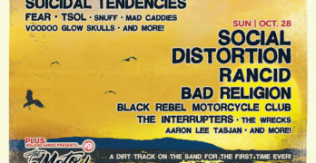 Surf City Blitz Lineup Headlined By The Offspring and Social Distortion