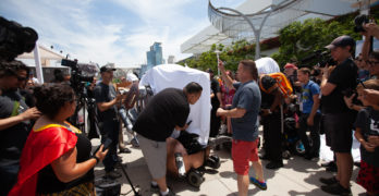 Magic Wheelchair Pairs Fans with Makers for Unforgettable Cosplay Experiences