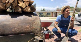 Heritage Barbecue's Daniel Castillo has Outlaw Texas Roots with Orange County Heart
