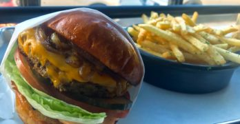 The New Black in Long Beach Is One of the Few Places Where You Can Get an Impossible Burger