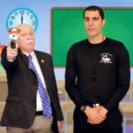 Dana Rohrabacher Turns Up in Sacha Baron Cohen Send-up on Arming Toddlers