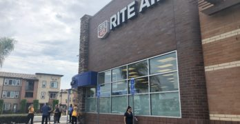 Union Leafleters Want Rite Aid to do Right by its Workers Ahead of Negotiations
