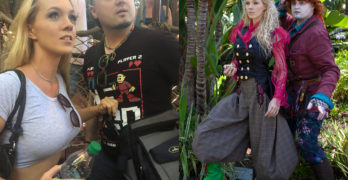 Before and After: Cosplay Transformations at San Diego Comic-Con