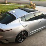 2018 Kia Stinger with Twin Turbo V6 Harks Back to Those Muscle Car Days