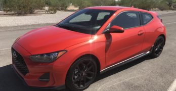 Behold the Winchester Mystery Car: 2019 Hyundai Veloster R-Spec 1.6L Turbo
