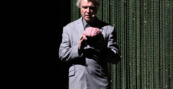 David Byrne Surfs Troubled Waters with American Utopia Tour