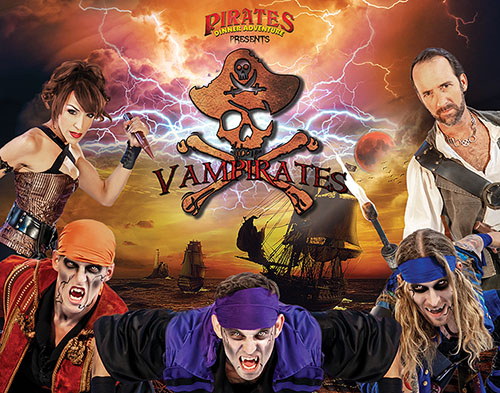 Pirates Dinner Adventure Presents: Vampirates!