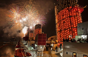 The Queen Mary's New Year's Eve Extravaganza