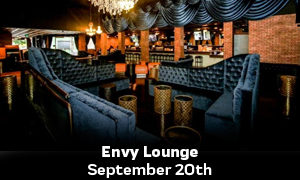 The Socialite Networking Mixer at Envy Lounge